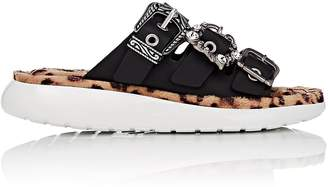 Marc Jacobs Women's Emerson Leather Slide Sandals
