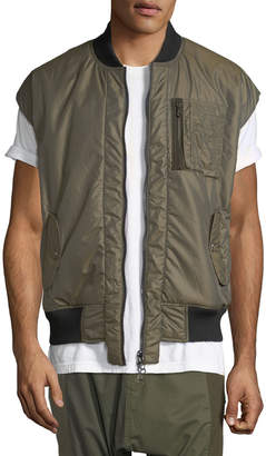 Mostly Heard Rarely Seen Reversible Tech Vest