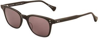 Dita Round Acetate Sunglasses
