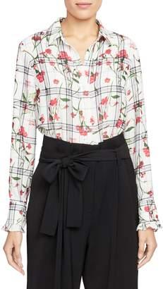 Rachel Roy Collection Ruffle Sleeve Blouse
