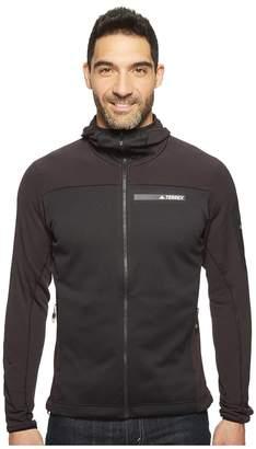 adidas Outdoor Terrex Stockhorn Fleece Hooded Jacket Men's Coat