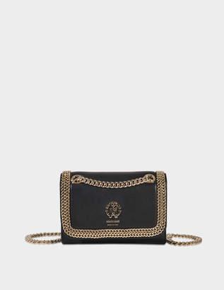 Roberto Cavalli Clutch Chain Bag