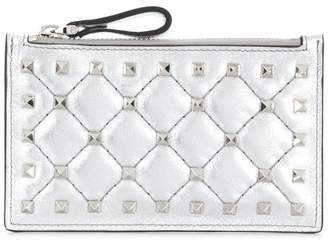Valentino Rockstud Spike coin purse