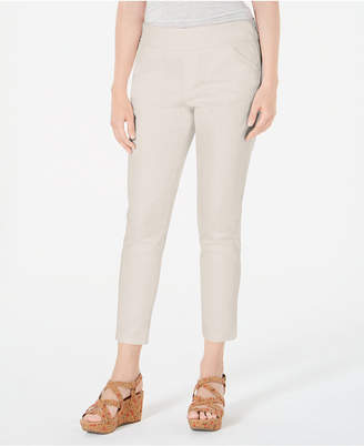 Style&Co. Style & Co Pull-On Slant-Pocket Ankle Pants