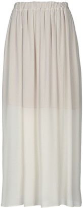 Semi-Couture SEMICOUTURE Long skirts
