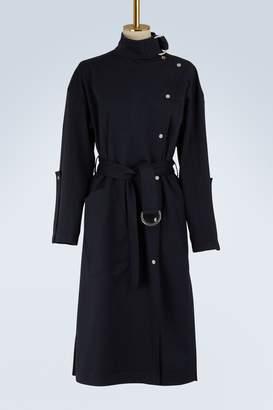 Victoria Beckham Victoria Asymmetric trench coat