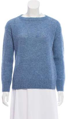 Prada Crew Neck Long Sleeve Sweater