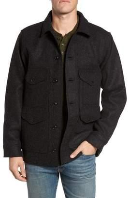 Filson Mackinaw Cruiser Wool Work Jacket