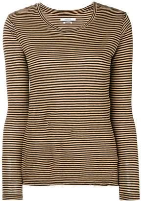 Etoile Isabel Marant longsleeved striped T-shirt