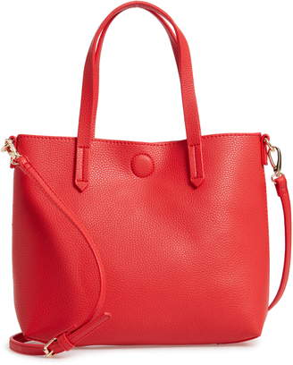BP Faux Leather Crossbody Bag