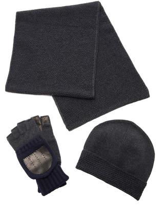 Il Borgo Set-Of-Three Winter Wool Bundle