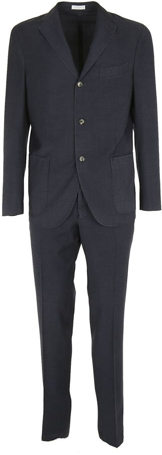 BoglioliBoglioli Single Breasted Suit