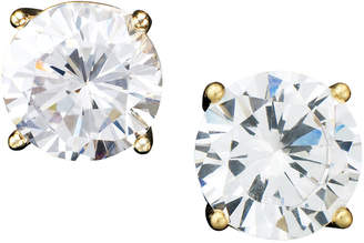 Giani Bernini 18k Gold over Sterling Silver Earrings, Cubic Zirconia (4 ct. t.w.)