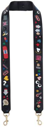 Anya Hindmarch All Over Stickers Shoulder Strap