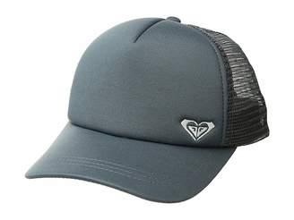 Roxy Finishline Trucker Hat