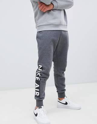 6e01c11afd Nike Skinny Joggers In Grey 928637-071