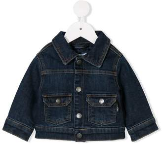 Moschino Kids pocket denim jacket