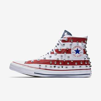 Converse Chuck Taylor All Star Studded Americana High Top Unisex Shoe