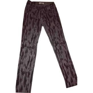 Sandro Grey Jeans for Women
