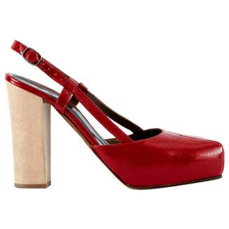 Marni Patent Leather Court Shoes