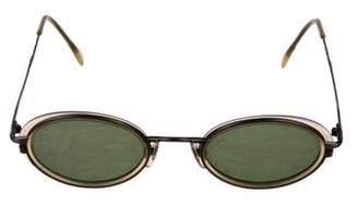 Calvin Klein Retro Tinted Sunglasses