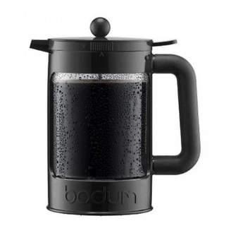 Bodum NEW Bean Black Ice Coffee Maker 1.5L
