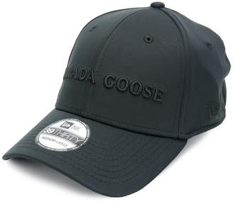 Canada Goose embroidered baseball cap