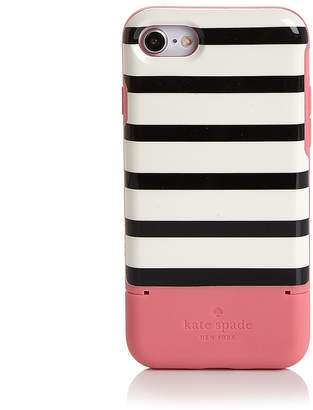 Kate Spade Stripe Credit Card iPhone 8 Case