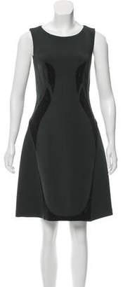 Doo.Ri Embellished Knee-Length Dress