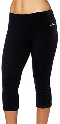 Spalding Women's Yoga Crop Athletic Pants