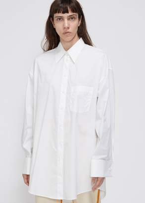 MM6 MAISON MARGIELA Front Pocket Button Down