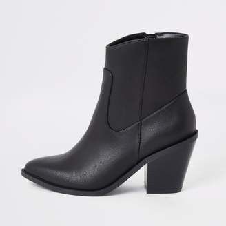 6d0781ccc97 Western Ankle Boots - ShopStyle UK