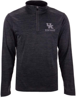 Top of the World Men's Kentucky Wildcats Luminary Reflective Quarter-Zip Pullover