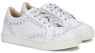 Montelpare Tradition brogue sneakers