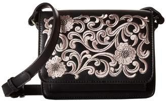 American West Shawnee Crossbody Flap Bag Cross Body Handbags