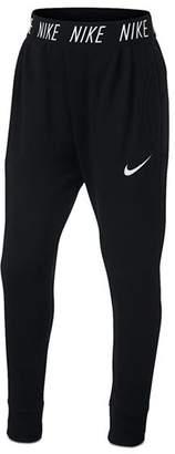 Nike Girls' Slim-Fit French Terry Studio Pants - Big Kid
