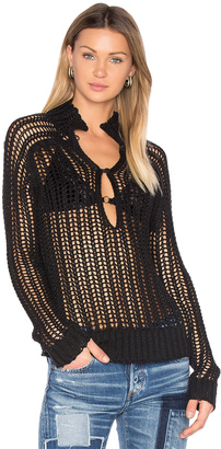 Inhabit Milano Sweater $385 thestylecure.com