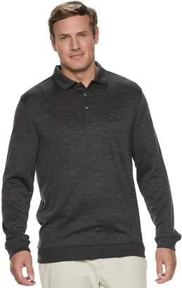 Van Heusen Big & Tall Performance Polo Sweater