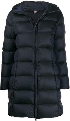 Colmar hooded padded coat