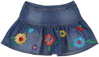 Moschino Denim skirts
