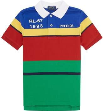Polo Ralph Lauren Striped Regatta Polo Shirt
