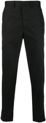 McQ Swallow patch chinos