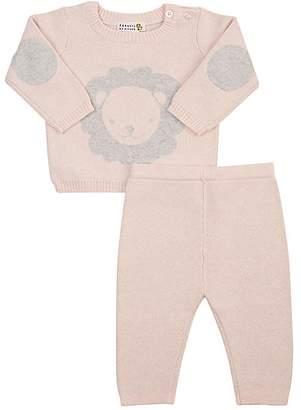 Barneys New York Infants' Lion Sweater & Pants Set