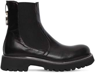 Rocco P. 30mm Leather Beatle Boots