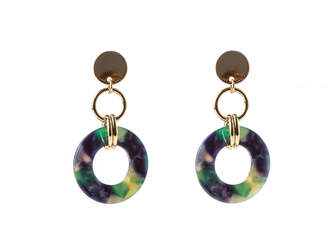 Oasis GEO RESIN EARRINGS