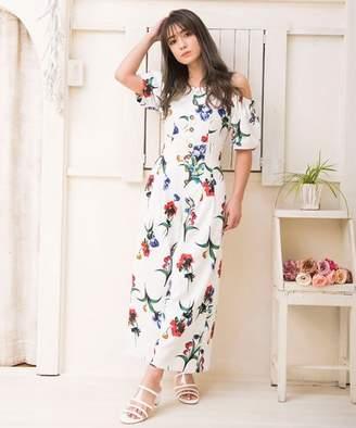 Million Carats (ミリオン カラッツ) - Million Carats オフショルオールインワン[DRESS/ドレス]