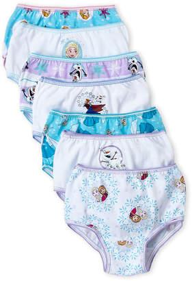 N. Frozen (Toddler Girls) 7-Pack Character Underwear