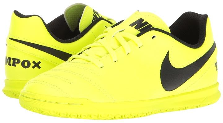 Nike Kids - Jr Tiempo Rio III IC Soccer Kids Shoes