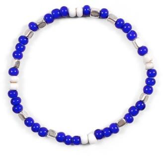 Men's George Frost Cool Morse Bracelet $60 thestylecure.com
