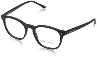 6abdd7cef311 Giorgio Armani AR7074 Glasses in Matte Black AR707442